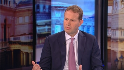 Listen for my contribution on The Tonight Show on the issue of rising crime in Ireland. Image