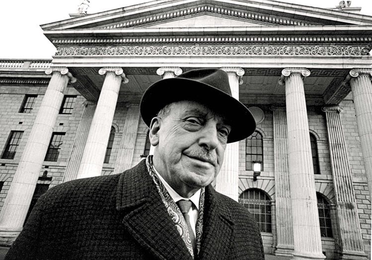 Tribute to Seán Lemass on the 50th anniversary of his death Image